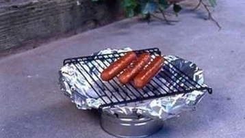 diy barbecue simple image