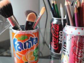 pot crayon DIY