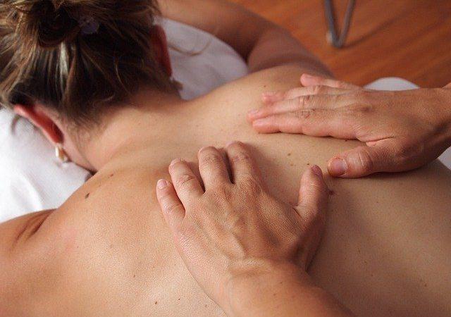 massage du corp